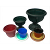 Plastic Flowerpots & Cup Mould Plastic Injection Molds for Flowerpots & Cup